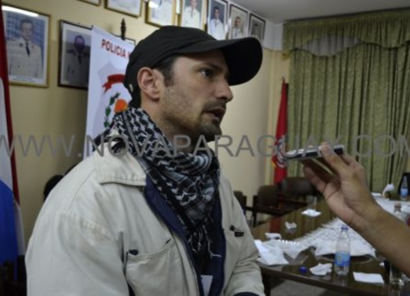 Resultado de imagen para paraguay fiscal jalil rachid