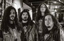 La banda de thrash metal The Force celebra sus diez años